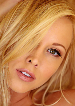 Brea Bennett Gets Slippery