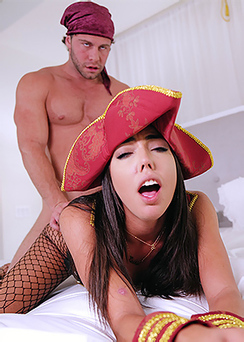 Rachel Rivers Pirate Sex Fantasy